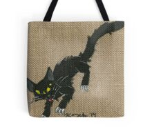 The Witch's Familiar Tote Bag