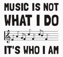 Music Who I Am by AmazingMart