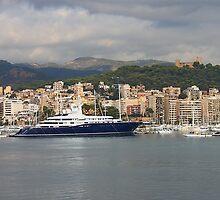 Palma de Maiorca yacht by terezadelpilar~ art & architecture