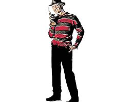 HERE'S FREDDY!! by Lady Enygma
