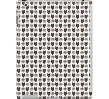 Wolf and Sheep (Light Colors) iPad Case/Skin
