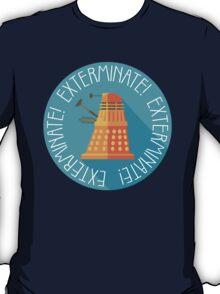 Doctor Who Dalek Exterminate! T-Shirt
