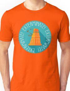 Doctor Who Dalek Exterminate! Unisex T-Shirt