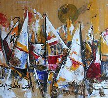 Trim Sails by Reynaldo