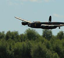 Avro Lancaster by Ruffdog64