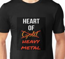 Heart Of Heavy Metal Unisex T-Shirt