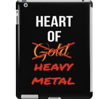 Heart Of Heavy Metal iPad Case/Skin