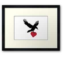 Game of Thrones - House Corbray of Heart's Home Framed Print