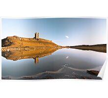 Dunstanburgh Castle 2 Poster