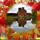 My Fall Image... by Larry Llewellyn
