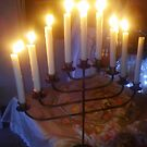 Candlelight by Irene Van Vuuren