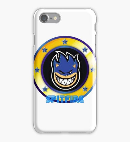 Spitfire Sonic iPhone Case/Skin