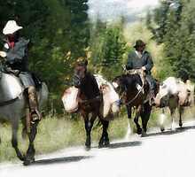 On The Trail by Dewese Milstead