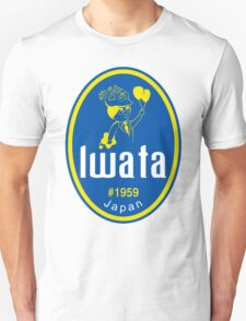 Sticker! Kyoto Produce Unisex T-Shirt