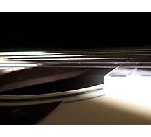 Guitar series # 2 Photographic Print