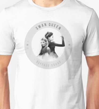 Swan Queen - defense squad -  Unisex T-Shirt