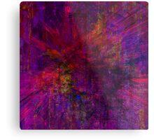 Paradox abstraction Metal Print