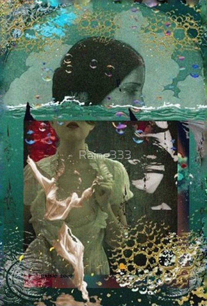 Treading Water... by Raine333