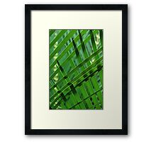 Survival Mode Framed Print