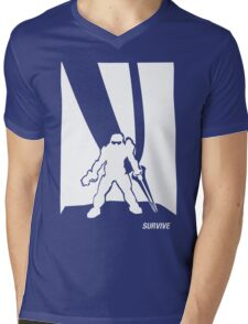 Survive- Noble Six White T-Shirt