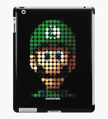 Luigi - Pictodotz iPad Case/Skin