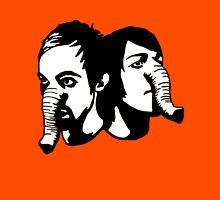 Death From Above 1979 - Head's Up Elelphant Head's Unisex T-Shirt