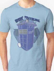 Bin' Traveling Unisex T-Shirt