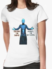 PINHEAD THE CENOBITE Womens Fitted T-Shirt