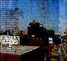 urbanonic blues by stefanie le pape