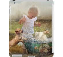 Ducky Duck Bath time iPad Case/Skin