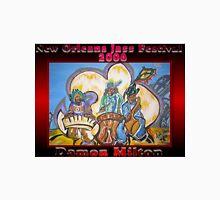 2006 New Orleans Jazz Festival Poster Unisex T-Shirt