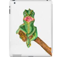 Shout It Out Lizard iPad Case/Skin