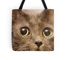 Mims up close and purrsonal Tote Bag