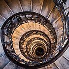 Spiral Staircase by James Bovington