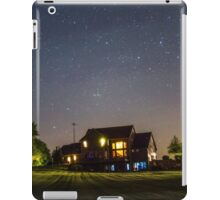 Stars over a Home iPad Case/Skin