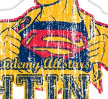 Fightin' Kents of Metropolis Academy Sticker