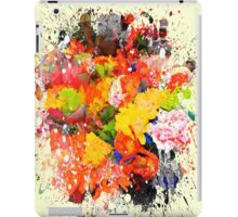 Fiesta Bouquets - Supermarket Florist Shop iPad Case/Skin
