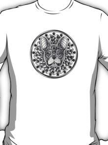 Ornate French Bulldog T-Shirt
