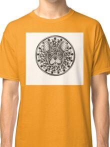 Ornate French Bulldog Classic T-Shirt