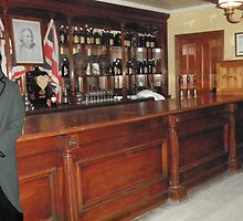 Charlie Napier Hotel Bar-Sovereign Hill by judygal