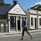 Main Street-Sovereign Hill - Ballarat by judygal