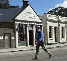 Main Street-Sovereign Hill - Ballarat by judygal