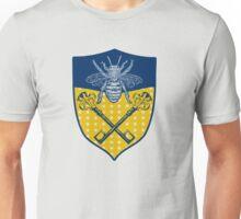Key and Bee Emblem Unisex T-Shirt