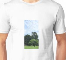 The old cemetary Unisex T-Shirt