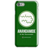 Neurotransmitter Series: Anandamide iPhone Case/Skin