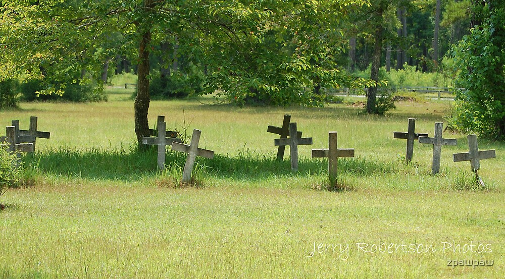Civil War Graves by zpawpaw