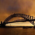 Bridge @ dusk by danjc7