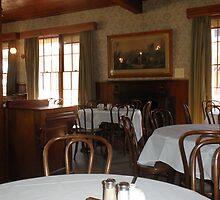 New York Bakery Tea Room -Sovereign Hill by judygal