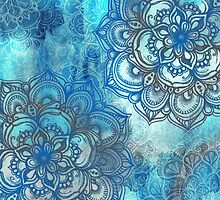 Lost in Blue - a daydream made visible by micklyn