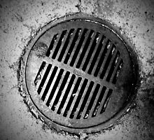 Drainage - 3 by Eric Scott Birdwhistell